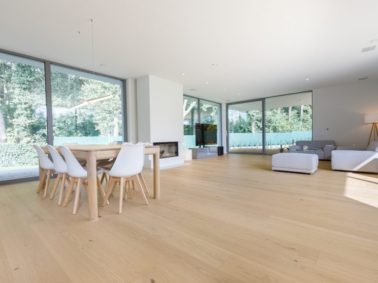 podłoga drewniana Scheucher Multiflor Bianca