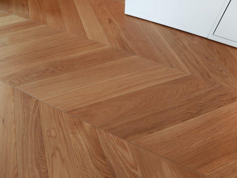 podłoga drewniana, Scheucher jodła francuska