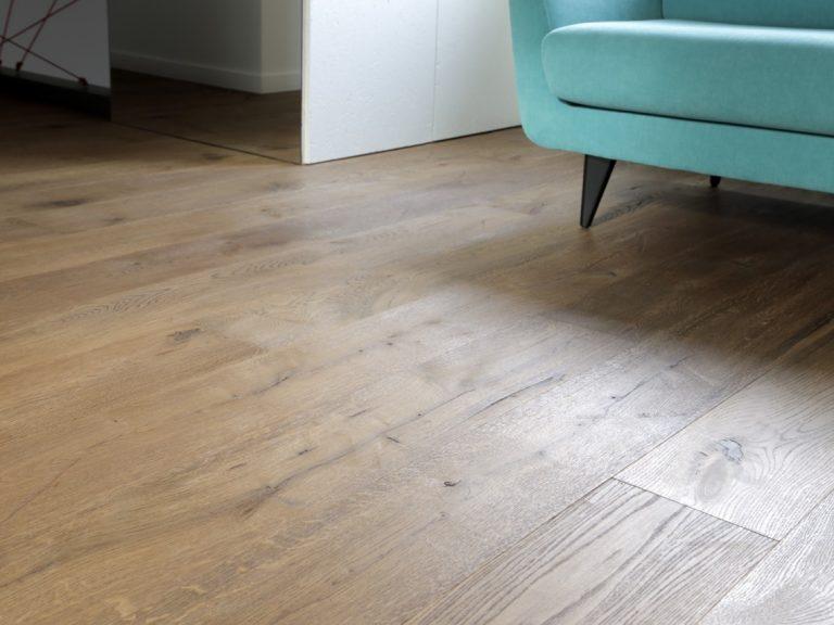 podłoga drewniana Esco Dąb Karel IV Antic